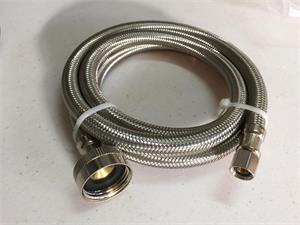 5' Stainless Steel Hose