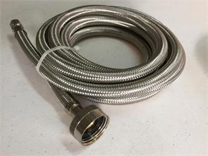 10' Stainless Steel Hose